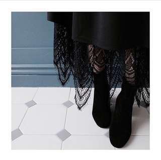 Lovfee短靴 襪靴