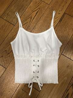 Tank top obi TOPSHOP (eur 36 us 4 Uk 8)