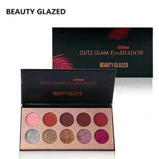 Beauty Glazed Glitz Glam