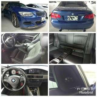 10年 BMW 335ci 限量版 改款+原廠套件+原廠馬力升級