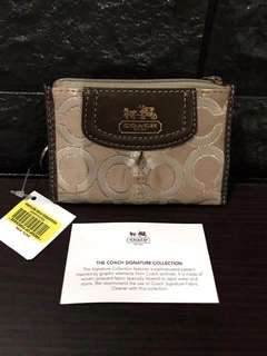 Coach Card Wallets - Authentic