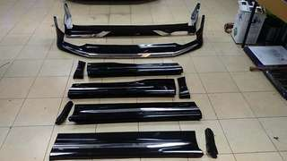 Vellfire A30 Modelista Bodykit (China)