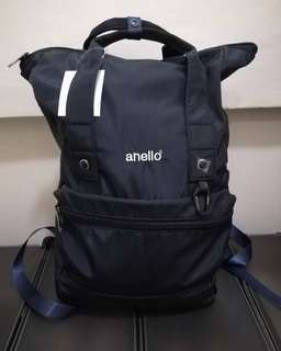 Authentic Anello Urban Laptop Backpack