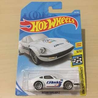 Hot Wheels 154/365 Nissan Fairlady Z
