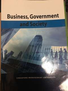 Business, Government and Society (SMU-BGS)