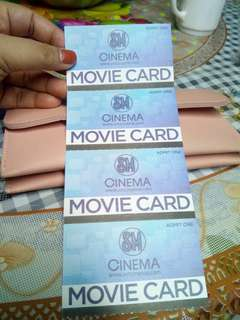 SM MOVIE TICKETS
