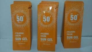 Deoproce Hyaluronic Sun Cooling Gel