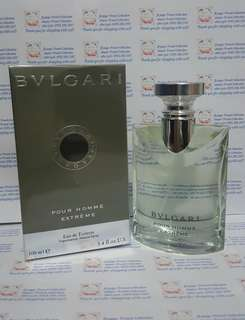 Bvlgari Pour Homme Extreme Authentic
