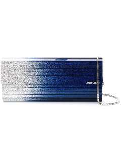 Jimmy Choo Clutch ! 2018 new model !99% New (Used once )