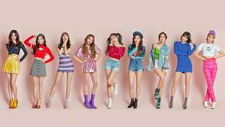 Twice what is Love outfit costume cosplay