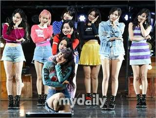 Outfit Costume Twice What IS LOVE
