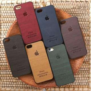 Wooden Case HP Casing HP Iphone 5/5s 6/6S Iphone 7 Iphone 8