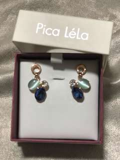 Pica Lela Esmeralda Earring for mother's day