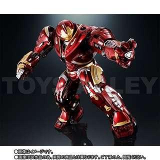 [Preorder] S.H.Figuarts SHF X Chogokin Avengers Infinity War Hulkbuster Iron Man Version 2