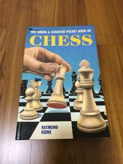 Simon & Schuster Pocket Book of Chess