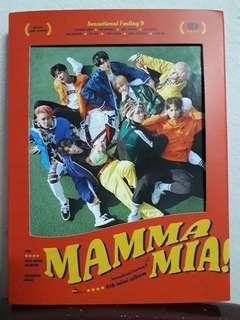 SF9 - BREAKING & MAMMA MIA ALBUM