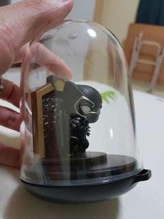 Black Phanter Container Figurine
