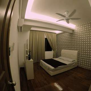 RUSH AD! RM 680/MONTH MEDIUM ROOM FOR RENT @ CYBER HEIGHTS VILLA CYBERJAYA