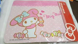 My Melody Large Size Mouse Pad