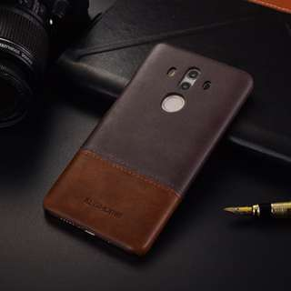 Huawei Mate 10 pro leather casing
