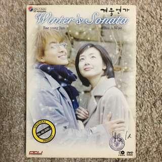 Winter's Sonata Drama (Korean/Chinese Sub/Bahasa)