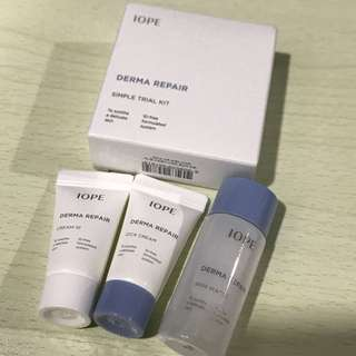 Iope Simple Trial Kit Sample Size