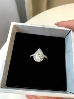 Brand New 2CT Diamond Ring