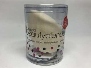 Brand New White Cream Original Beauty Blender
