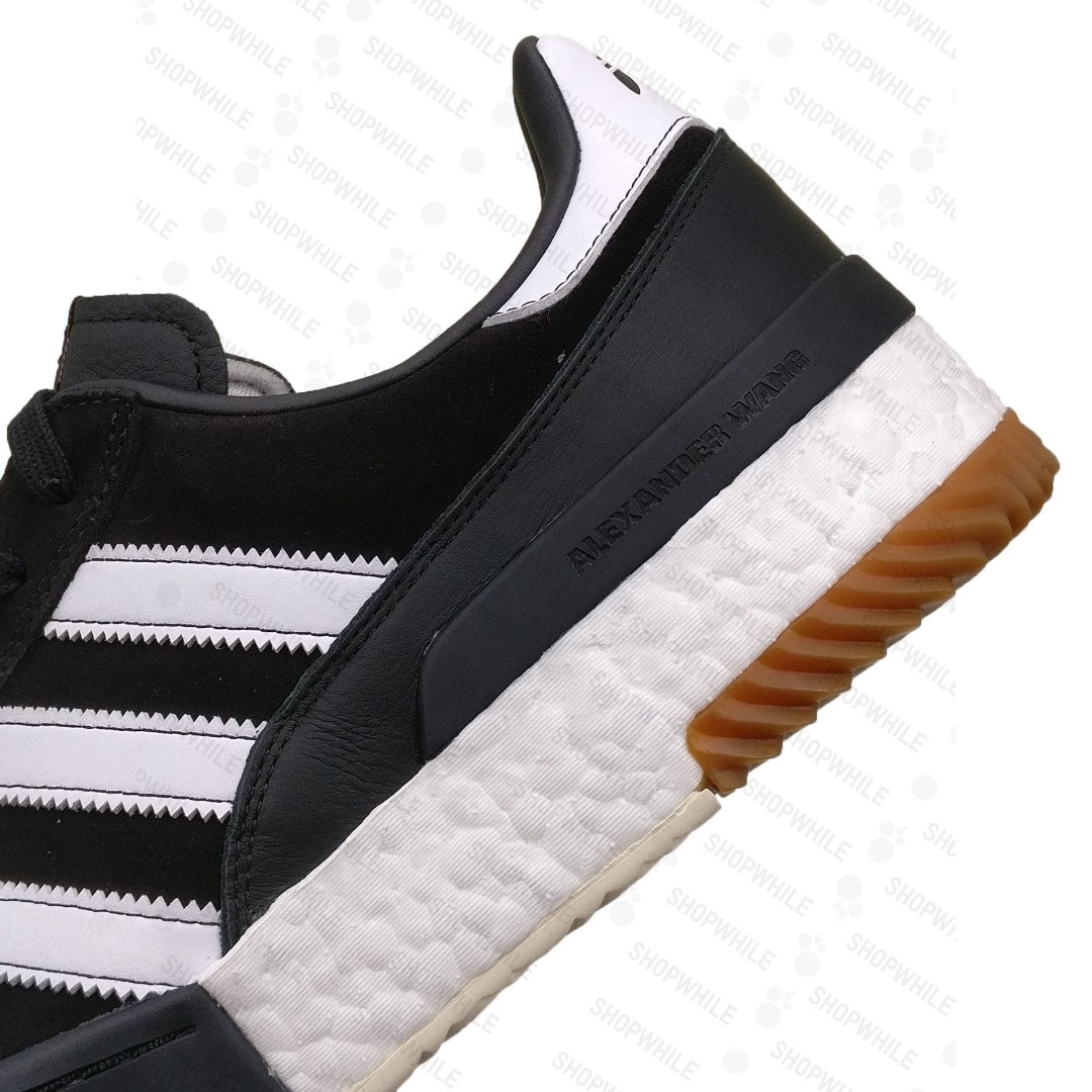 5255409e81303 adidas AW Bball Soccer Alexander Wang Core Black (AQ1232)