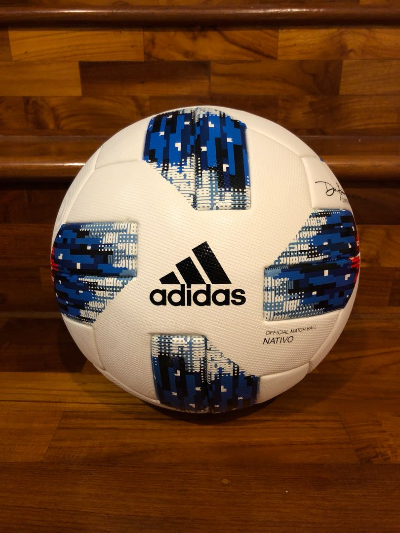 9a0000527 Adidas Official Match Ball MLS Nativo Brand New, Sports, Sports ...
