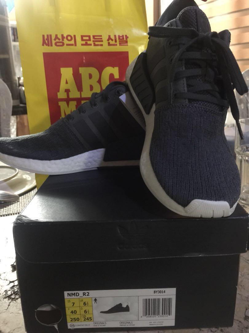 Adidas 3014, Originali Nmd R2 Da 3014, Adidas Moda Maschile, Le Calzature Per Carousell 2792ee