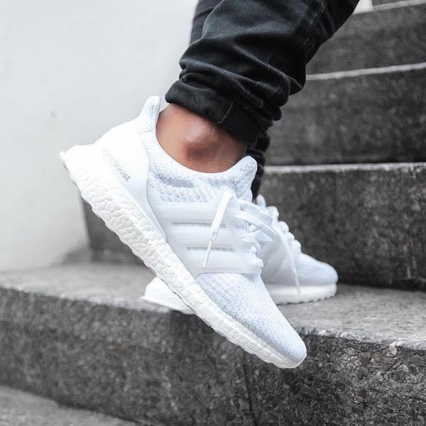 a8a0f94f2d69 Adidas Ultraboost 3.0 Triple White