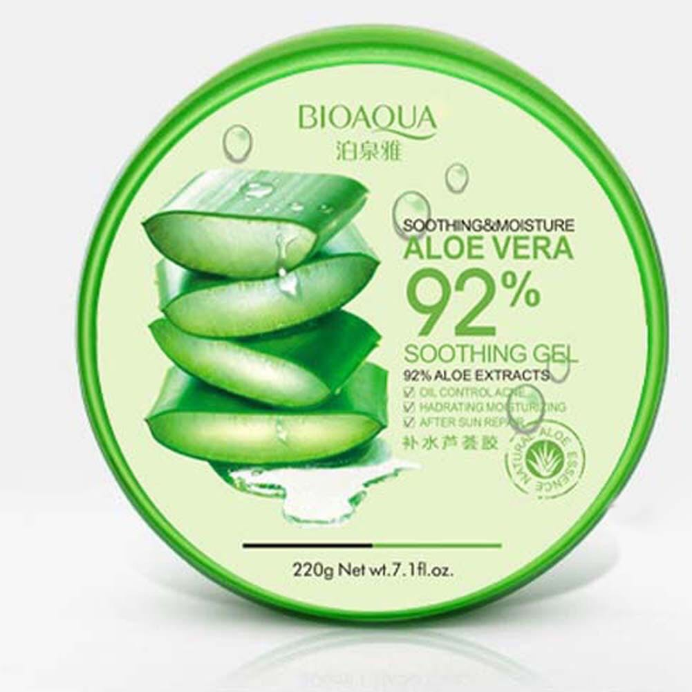 Aloe Vera Soothing Gel Health Beauty Bath Body On Carousell Bioaqua Original