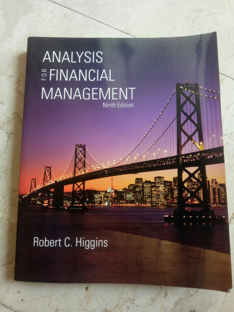 Analysis for financial management | open library.