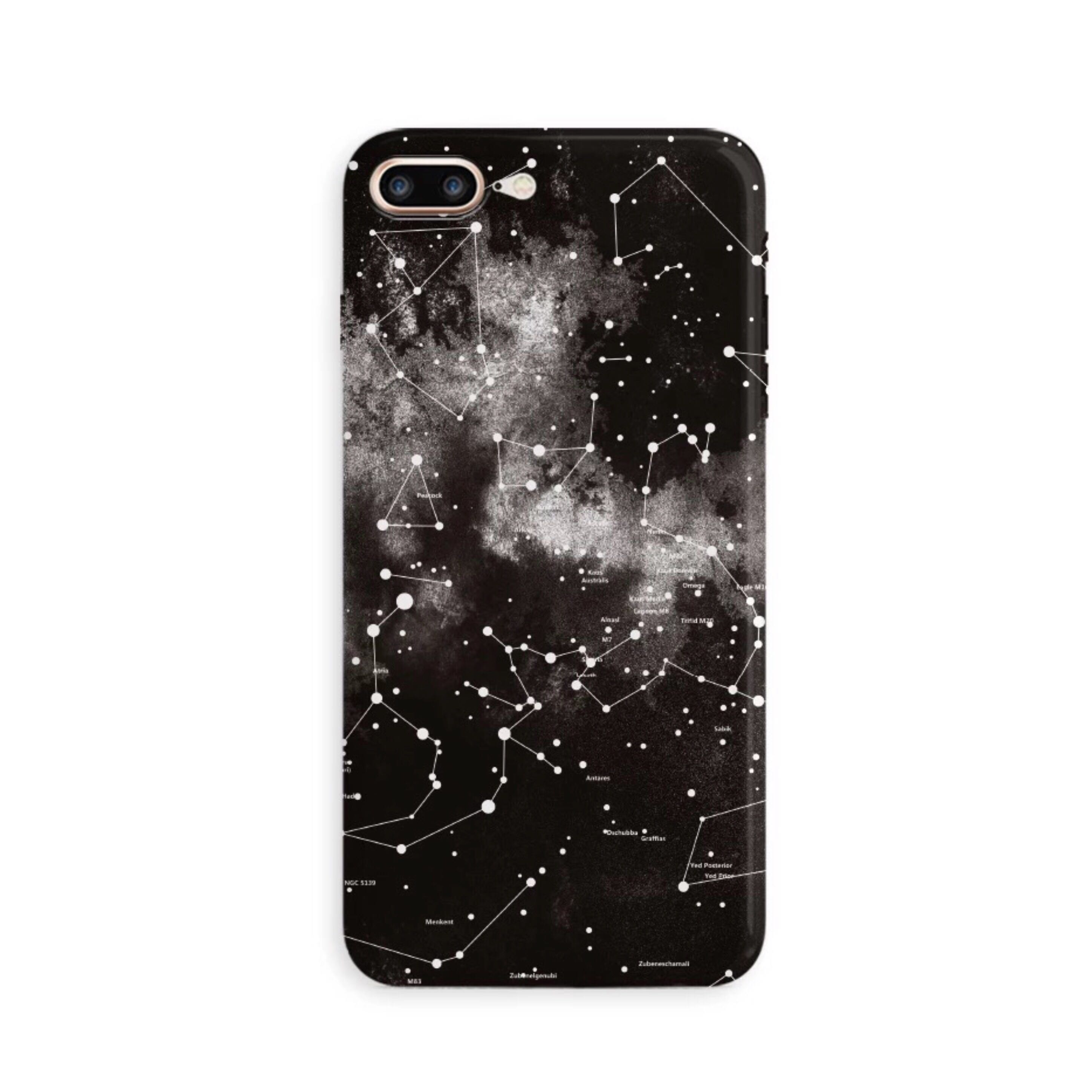 buy popular 74d6e a58dd Black Meteor Stars Zodiac iPhone case, Mobile Phones & Tablets ...