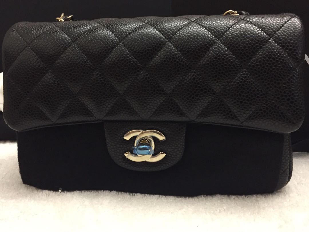 8df2f26ad3f3 BNIB Chanel Classic Rectangular Mini Flap, Luxury, Bags & Wallets on ...