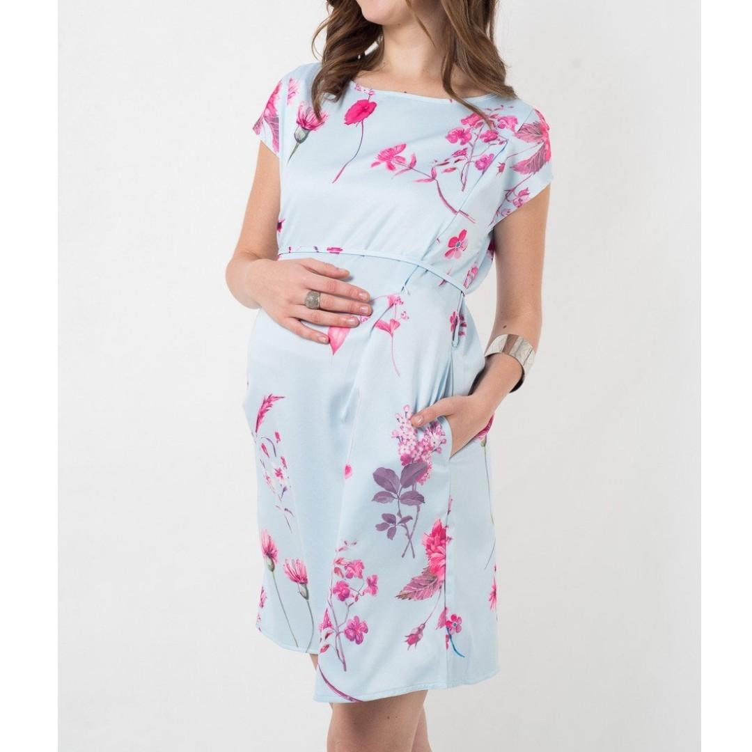 ca7b1d73f4e BNWT JUMPEATCRY Prints and Twigs Nursing Dress XS, Babies & Kids ...