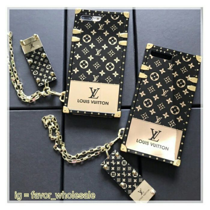 new product 56051 417d2 Case Casing Louis Vuitton LV Trunk iPhone All Series, Mobile Phones ...