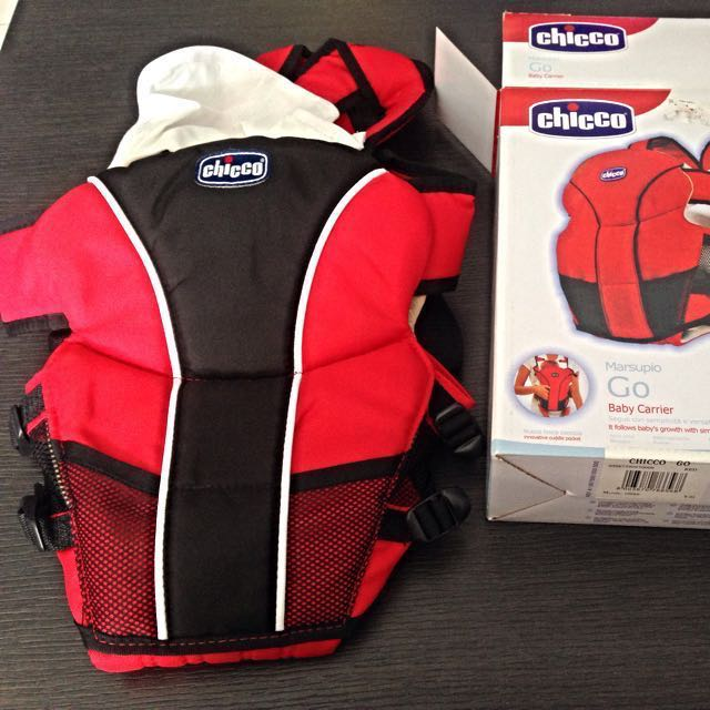 Chicco Marsupio Go Baby Carrier From New Born Brand New In Box
