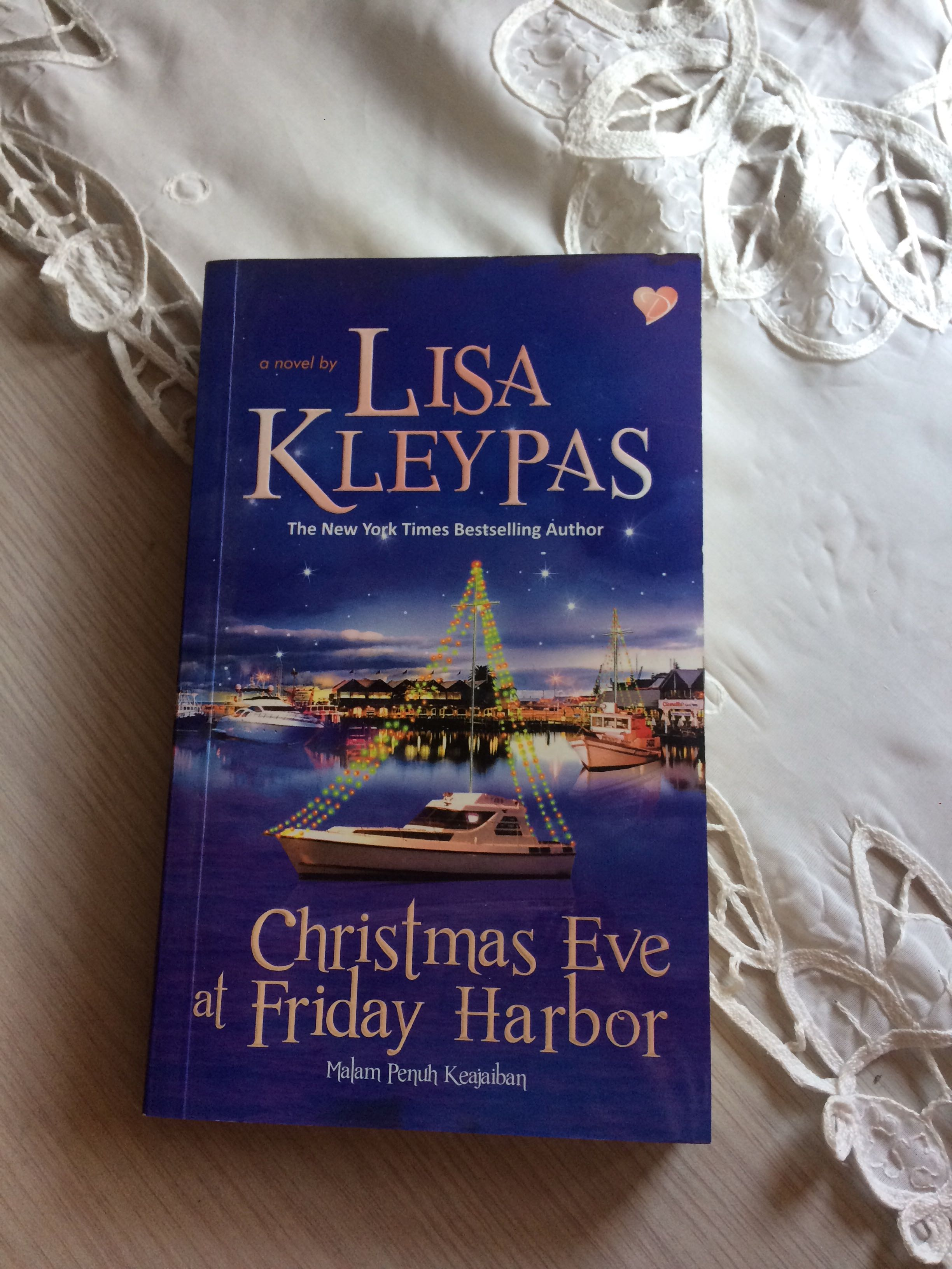 Christmas Eve At Friday Harbor.Christmas Eve At Friday Harbor Everything Else Others On