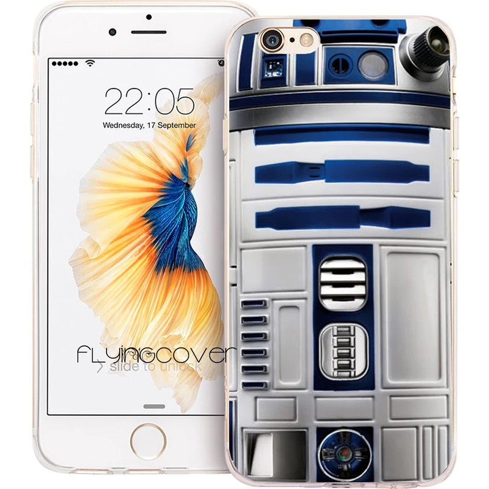 coque iphone 7 robot