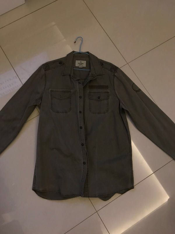 Cotton On - Long sleeve shirt XL