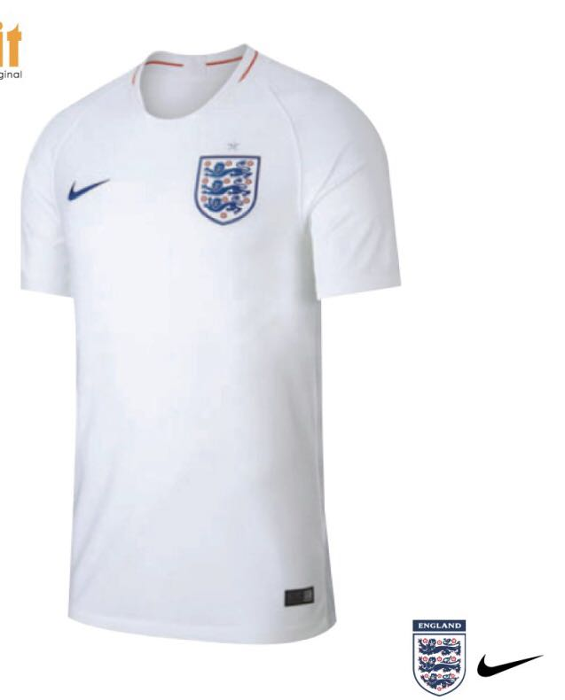ccd6918a9 England World Cup jersey, Sports, Sports Apparel on Carousell
