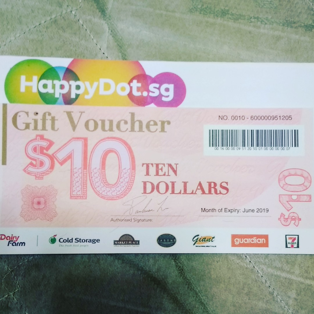 Blessing Free 10 Choice Voucher Use In Giant Cold Storage Mc Donalds Guardian 7 Eleven Or Mcdonalds By Doing A Short 5 Mins Survey Entertainment