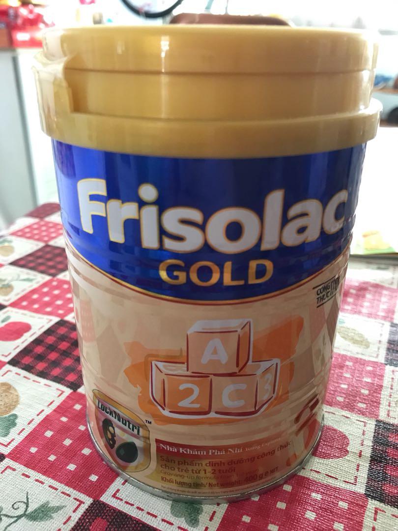 Frisolac Gold Stage 3 400g Babies Kids Nursing Feeding On 2 900gr Photo