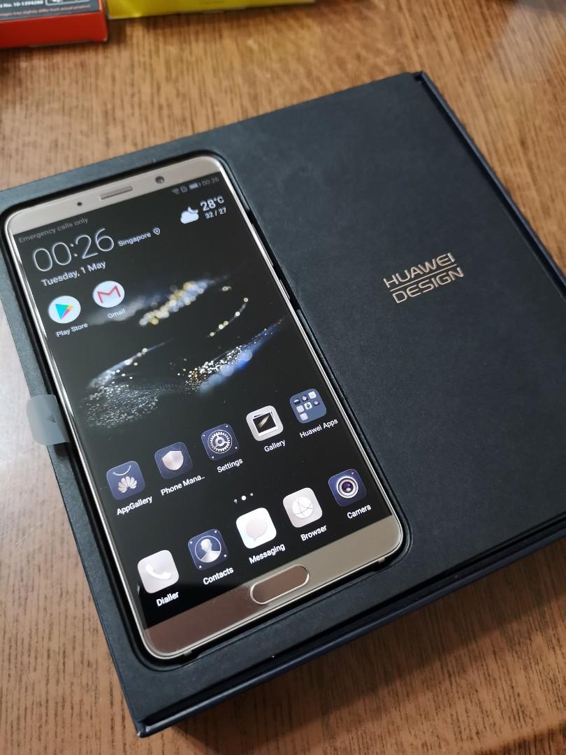 Huawei Mate 10 Exclusive China Edition  6gb Ram + 128gb