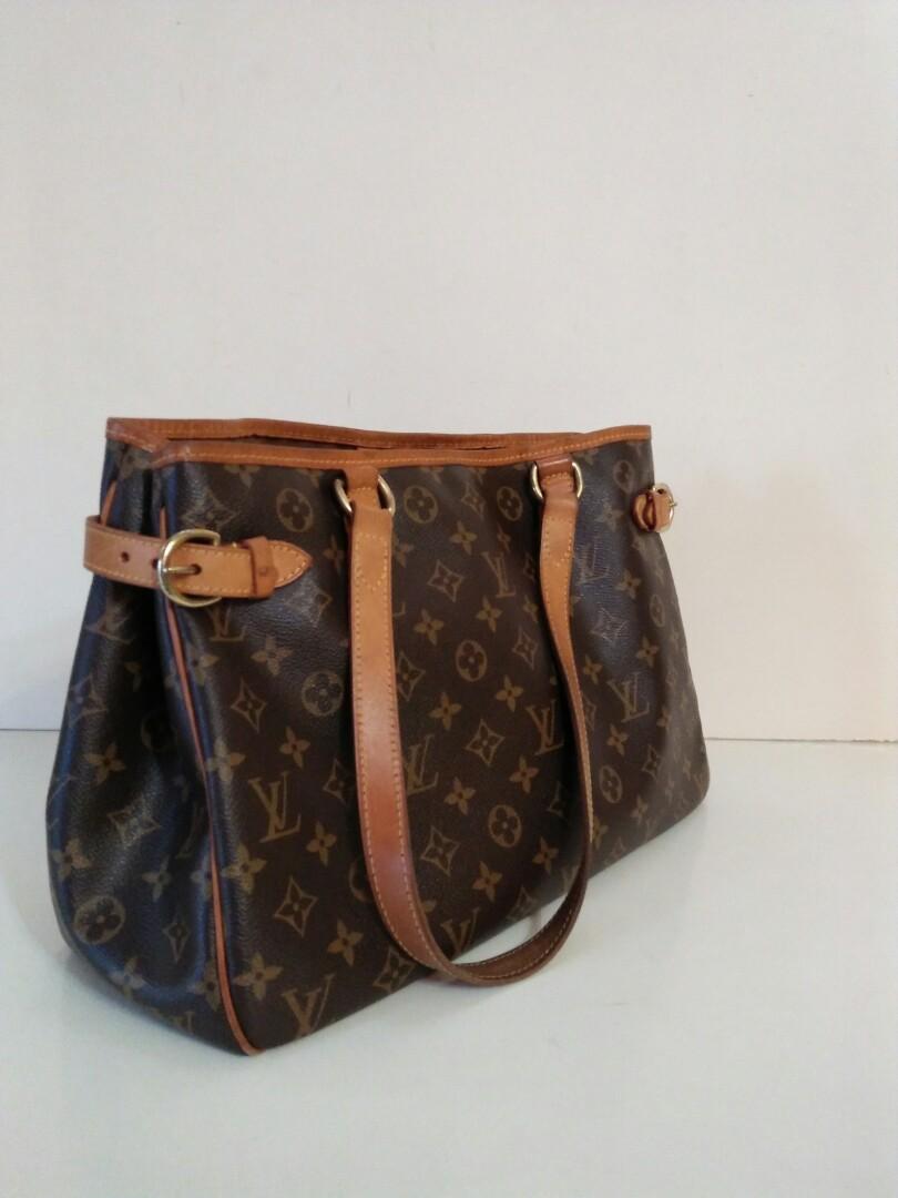 Louis Vuitton Batignolles Horizontal Hand Bag