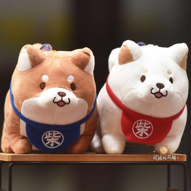 Mochi Shiba Inu Soft Toy/Plushie! [Osaka Plush Toy Japan]