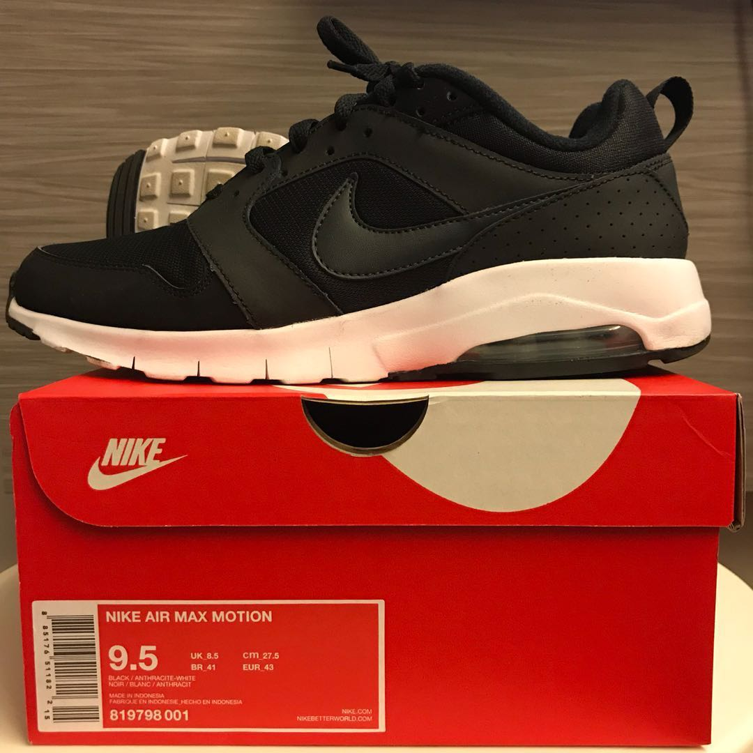 new arrival a722f bc336 Nike Air Max Motion, Men's Fashion, Footwear on Carousell