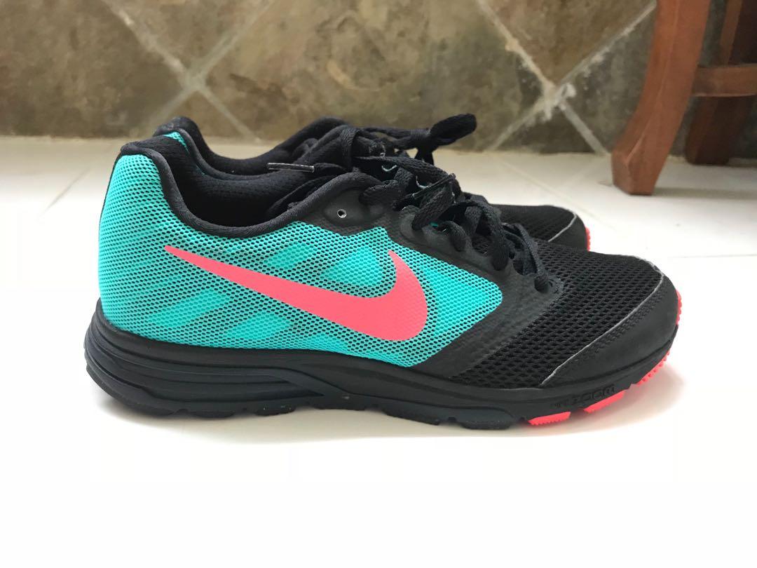 76de2a164bf7 Nike Zoom Fly Shoes Black Jade Women s Size 7